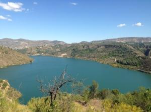 Hills and reservoirs a plenty