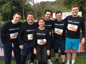 Tough Mudder Team 2014